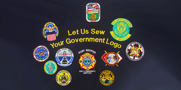 Government And Military Embroidery